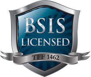 BSIS Licensed 1462